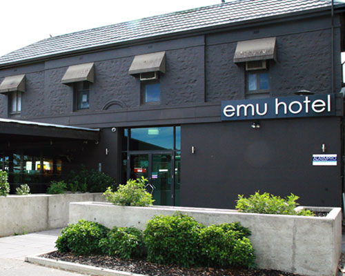 The Emu Hotel